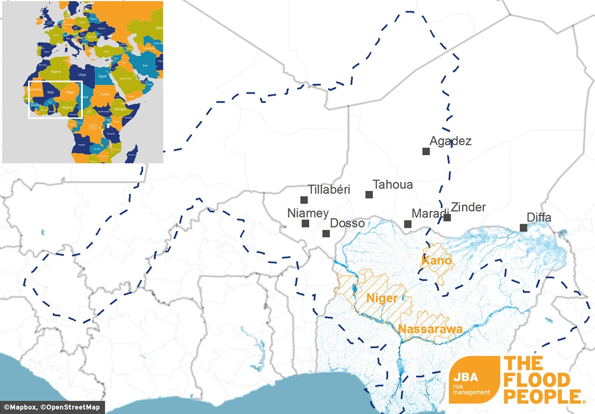 Nigeria Flooding | JBA Risk Management